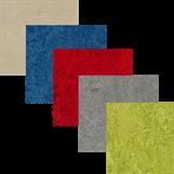 Linoleum standardfärger Marika, Marie och Mariabel