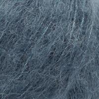 Brushed Alpaca  Silk 0025 stålblå