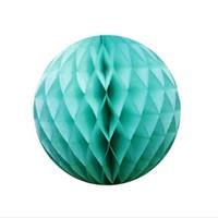 20cm Honeycomb - tiffany blå