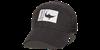 Costa Original Patch Marlin Hat - Black/Black