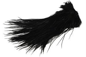 Whiting Bronze Midge Saddle - Black