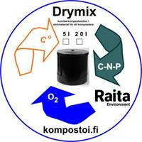 Raita drymix kompostirouhe 20 l