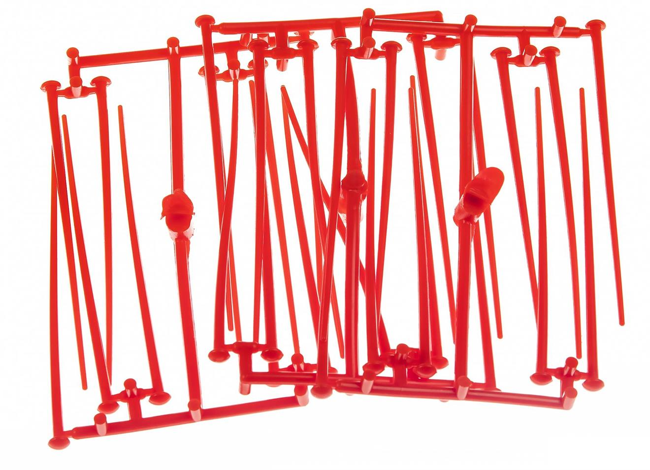 Flexi Pegs - RED