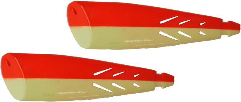 Kokanee Cut Plug 2pk Red Glow