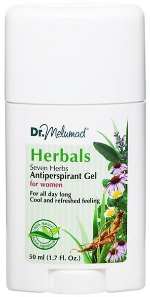Dr. Melumad - Herbals Antiperspirant gel-Dame-50ml
