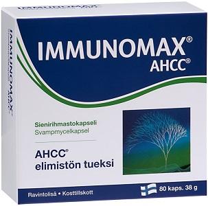 Immunomax svampmycel 80 kaps