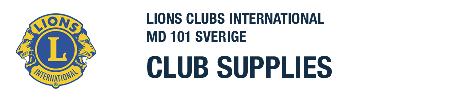 Lions Clubs MD101 Sverige