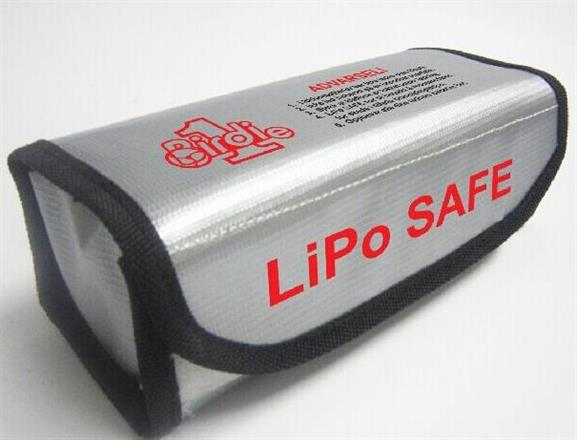 LiPo SAFE for trygg lading av Lithium batteriene