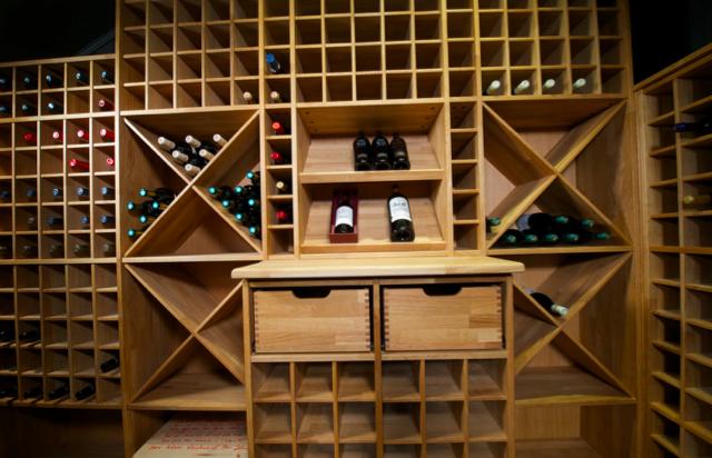Eksklusive vinreoler