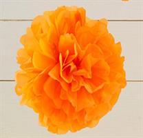 Pom Poms - Oransje  30cm