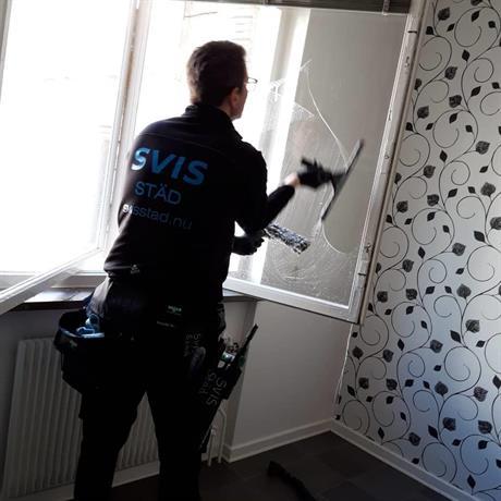 fönsterputsning i Tranås