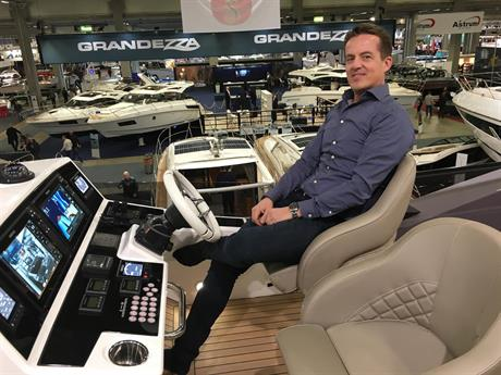Successful days in Finland and Venne Boat Show 2020
