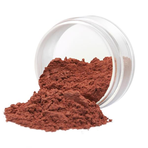 Deluxe Mineral Blush Powder Dusty Rose