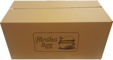 Ägg ytteremb för 288 ägg  25st