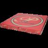 Pizzalaatikko 50x50x4cm