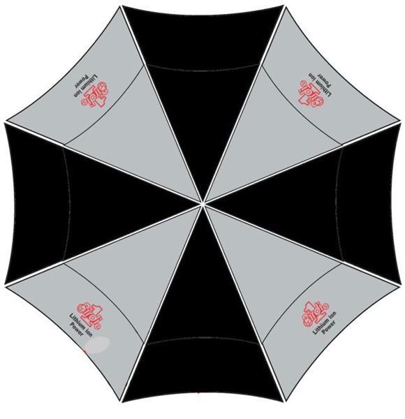 Golfutstyr - Stormparaply Birdie1