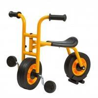 Rabo cykel liten m. trampor