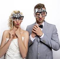 Bryllup Selfie Props
