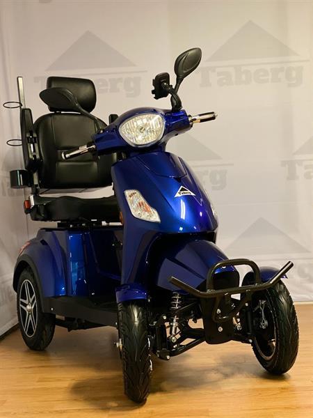 Taberg DDF081 promenadscooter blå
