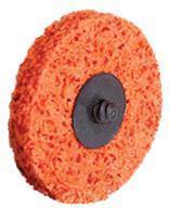 Grovrengjører Orange Tynn 50mm