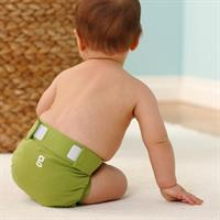 gDiapers tøybleie Guppy Green XL