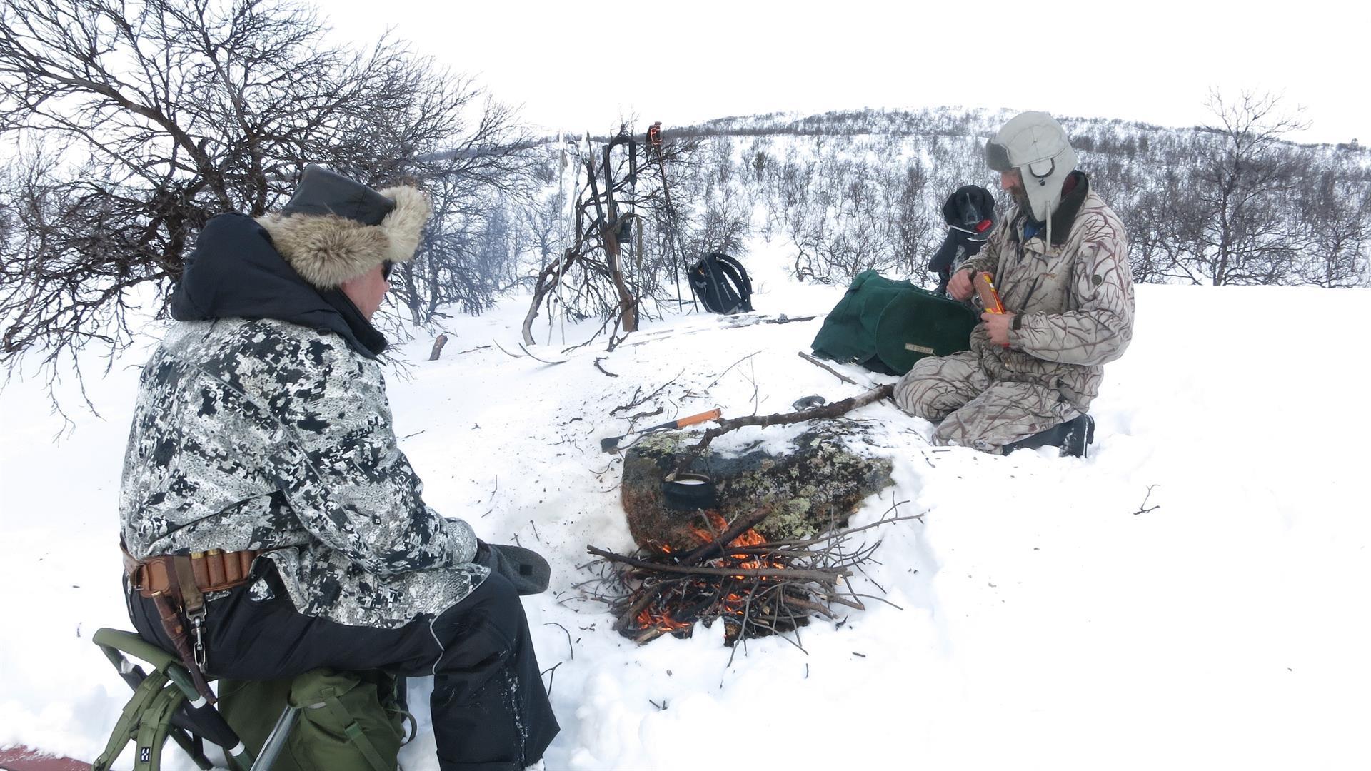 Metsästysmatka Ruotsi kevät