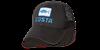 Costa XL Trucker Hat - black/black