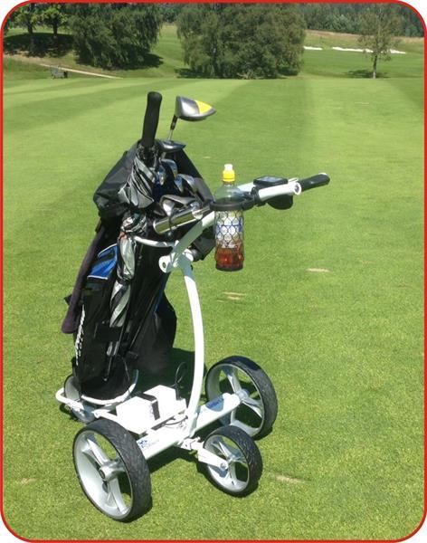 Golftralle Birdie1 REMOTE