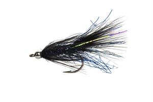 KÄRKI WOLLY BUGGER BLACK/BLACK BH #4