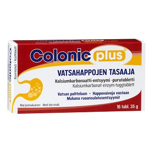 Colonic Plus Magsyrahämmare 16t