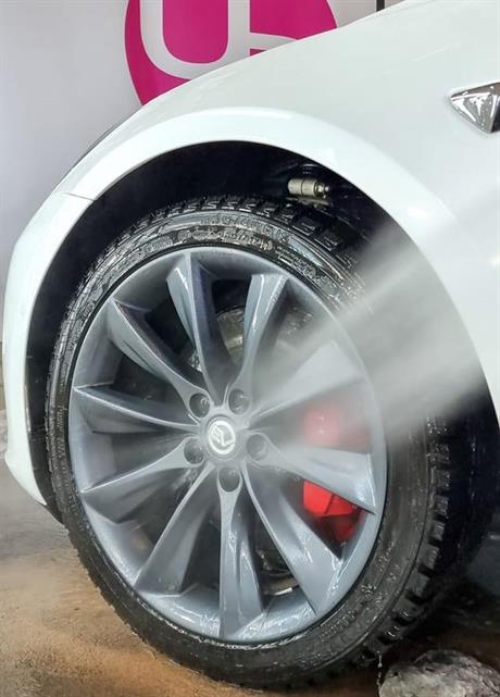 Kuinka usein auto kannattaa pestä?