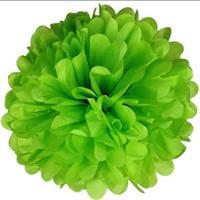 Pom Poms - Lime 35 cm