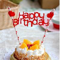 Kaketopper - Happy Birthday