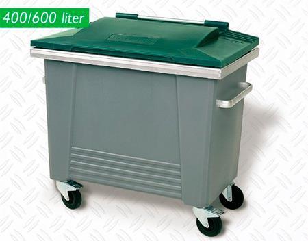 Forsterket beholder 400 liter