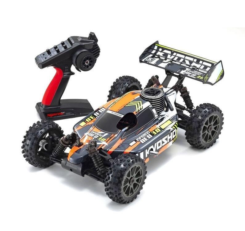 KYOSHO Inferno NEO 3.0 T3  1:8 RTR Buggy
