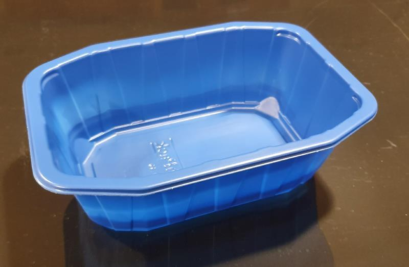 HMR-form 1,3 l blå PP, 280st