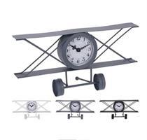 Bordklokke Fly - Svart