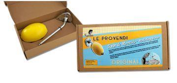 Provendi Holder Lemon