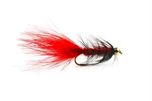 Wolly Bagger Hullinglös Röd/svart GH4