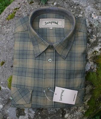 Langvind ullskjorte (restsalg)
