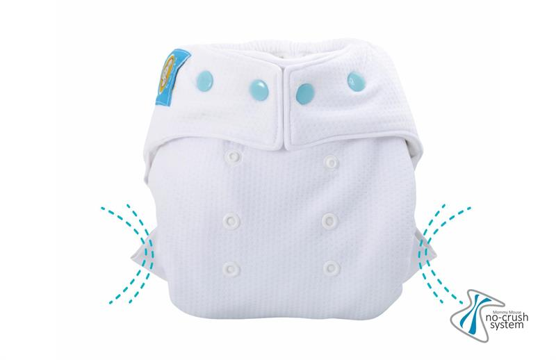 Mommy Mouse nattbleie 9-19 kg. Polar Fleece (knapp