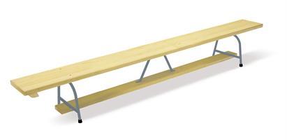 Gymnastikbänk 2 m
