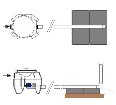 BioBox XL / imeytyspaketti i2 Biologinen harmaavesisuodatuspaketti