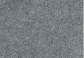 Ljudabsorbent Anslagstavla 120x90x5 cm ljusgrå