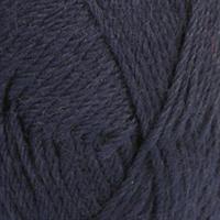 Lima - 4305 Mørk Blå UNICOLOR 50 gr