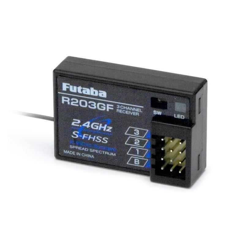 FUTABA - Mottagare R203GF