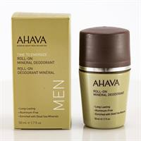 Ahava - Men - Roll-on Min. Deodorant - 50 ml