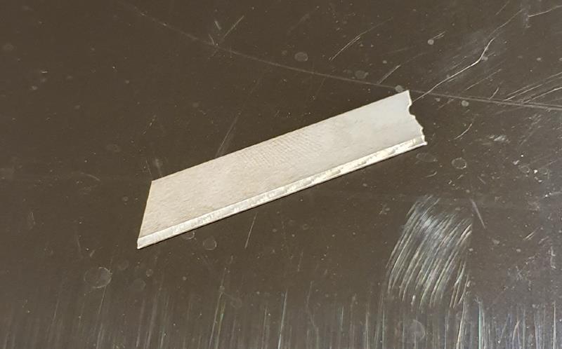 Filmdelningskniv Maskin