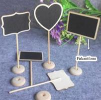 Bordkort - mini tre tavle bord / tavle bord #2